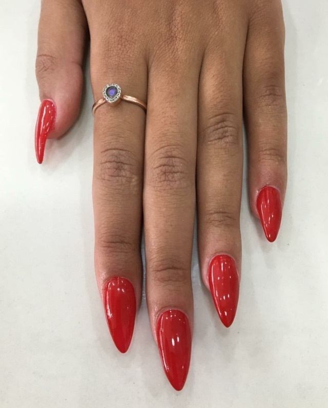 jewellery, nails, and ring image