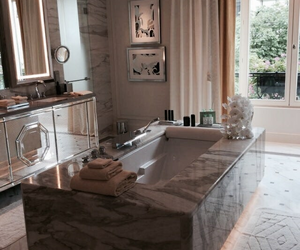 bathroom, luxury, and home image