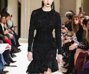 fashion, fashion week, and Giambattista Valli image