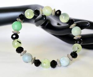 etsy, yoga bracelet, and stretchy bracelet image