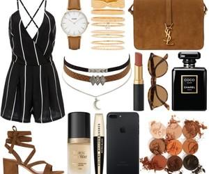chanel, handbag, and loreal image