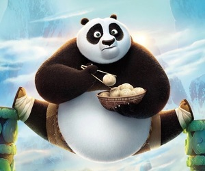 bear, po, and dreamworks image