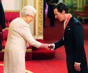 sherlock, the queen, and queen elizabeth ii image