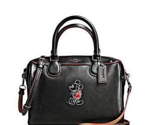 bag, black, and disney image