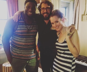 broadway, musicals, and josh groban image