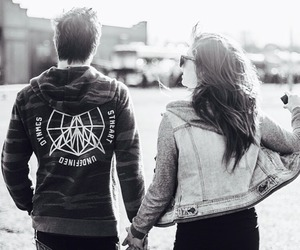 couple, photography, and we came as romans image