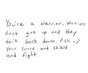 warrior image