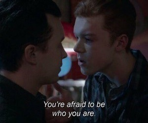 shameless, quotes, and gallavich image