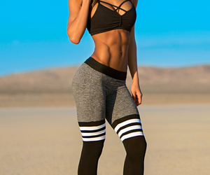 leggings and style image