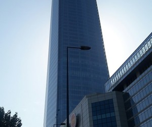 chile, shopping mall, and costanera center image