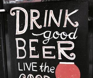beer, drunk, and drink image