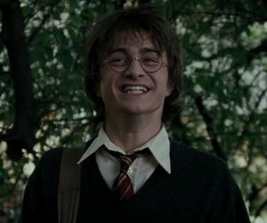 hp, potter, and harry image