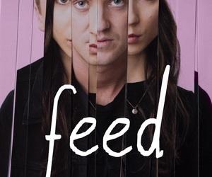 feed, movie, and tom felton image