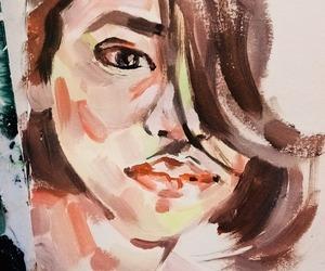 acrylic, art, and arte image