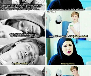 parallel, skam, and parallels image