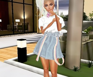 colorful, imvu, and summer image