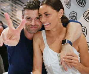 The Originals, phoebe tonkin, and daniel gillies image