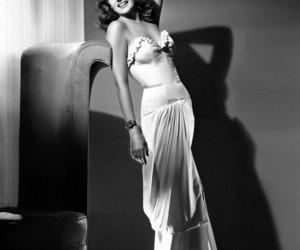 rita hayworth, vintage, and old hollywood image