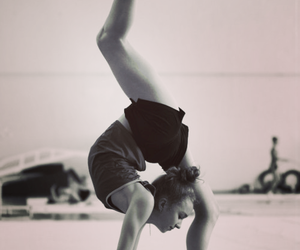 dance, gymnastics, and ballet image