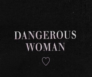 wallpaper, ariana grande, and dangerous woman image