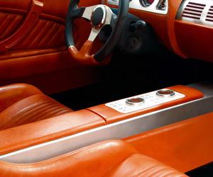 orange and car interiors image