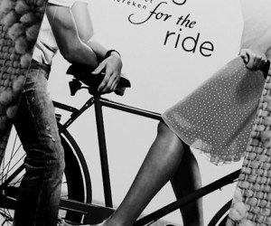 along for the ride, bibliophile, and sarah dessen image