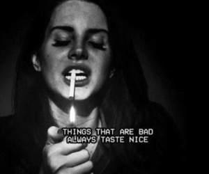 lana del rey, quotes, and bad image