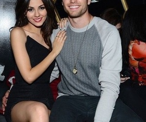 victoria justice, couple, and love image