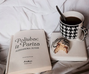 coffee and cake, alexandra potter, and love from paris image