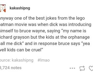 batman, funny, and movie image