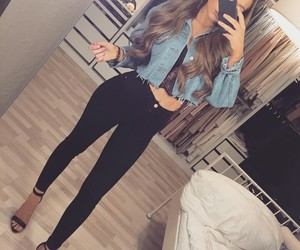 look, beautiful, and style image