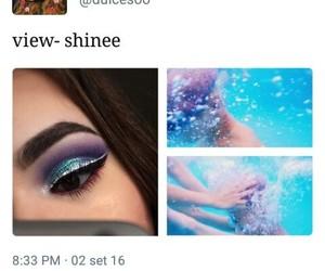 colors, key, and makeup image