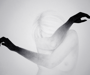 art, tumblr, and drawing image
