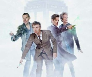 wallpaper, doctorwho, and thedoctor image
