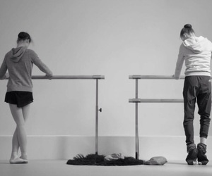 ballet, love, and class image