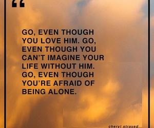 him, let go, and quote image