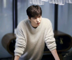 lee min ho, legend of the blue sea, and heo joon jae image