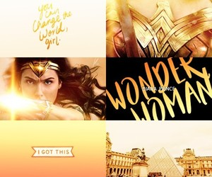 aesthetic, edit, and justice league image