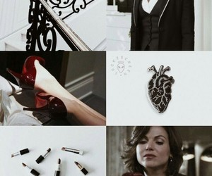 once upon a time, witch, and regina mills image