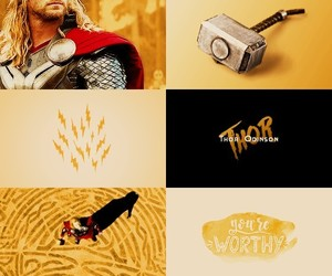 aesthetic, edit, and Marvel image