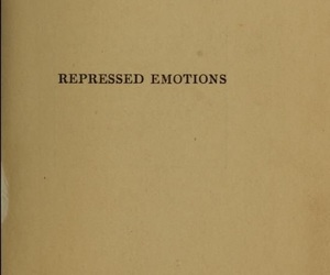 emotions, repressed, and aesthetic image