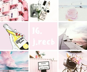 girly, lovely, and pink stuff image