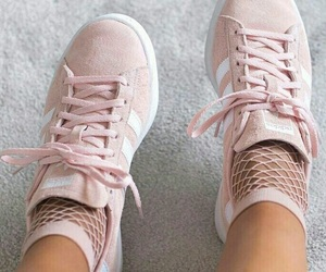 adidas, campus, and pink image