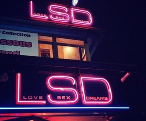 aesthetic, dreams, and lsd image