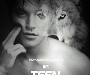 teen wolf and froy gutierrez image