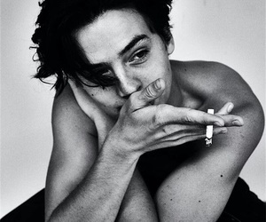 babe, writings, and cole sprouse image