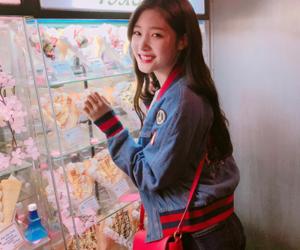 asian girl, korean girl, and ioi image
