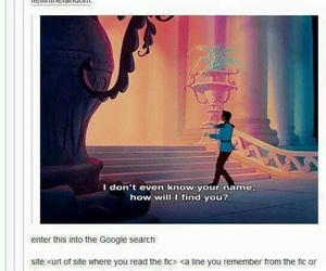 tumblr, funny, and fanfiction image