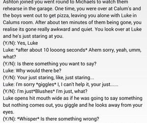 imagine, imagines, and 5 seconds of summer image