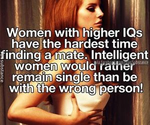 woman, quote, and single image